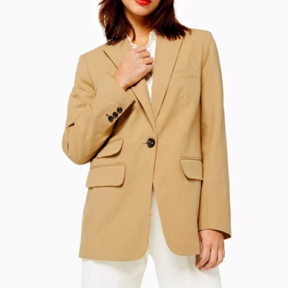 ?2 for 50? Topshop Beige Blazer